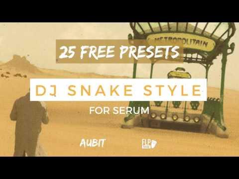 [FREE] 25 DJ Snake Style Presets for Serum
