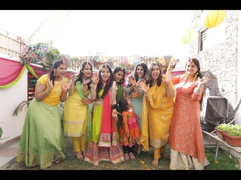 'Balle Balle' !! | Awesome Lipdub - Manik & Preeti Wedding