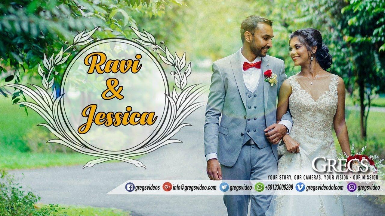 Roman Catholic Wedding in Malaysia // Ravi & Jessica