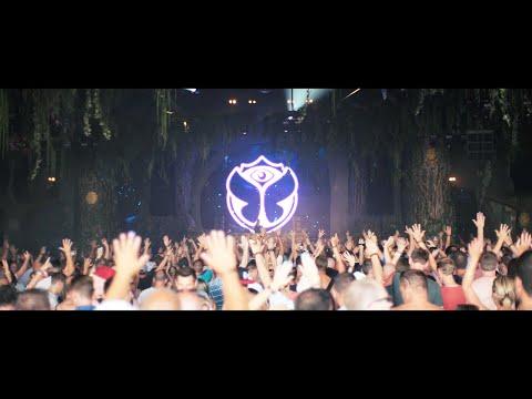 DJ Wout at Tomorrowland 2016