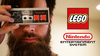 Now We're Building with POWER [LEGO NES... FIRST LOOK]