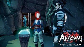 aragami: Nightfall - Обзор. Gameplay. Первый взгляд