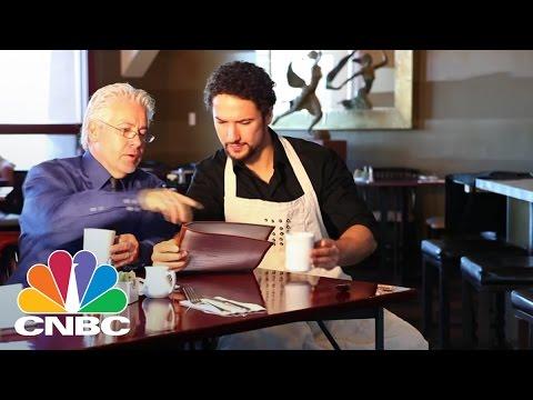 Advice For Young Restaurant Entrepreneurs | Restaurant Startup | CNBC