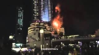 пожар в Дубаи горит один из небоскребов(, 2015-12-31T21:37:21.000Z)
