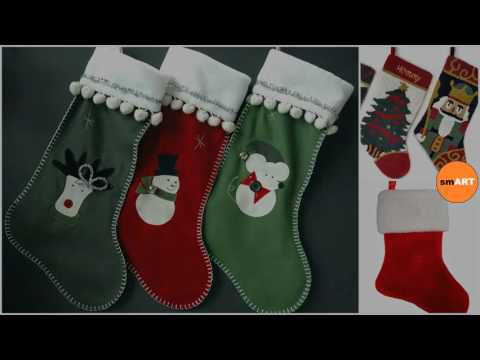 christmas stockings unique christmas stocking related items