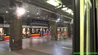 Метро в Варшаве, Центрум - Млочины / Metro w Warszawie, Centrum - Młociny