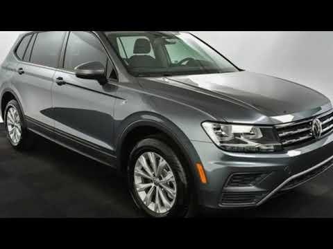 New 2019 Volkswagen Tiguan Atlanta, GA #VN19211 - SOLD