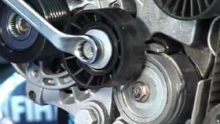 DAYCO Kontrolle und Auswechselung von Teilen des Nebenaggregatgetriebes