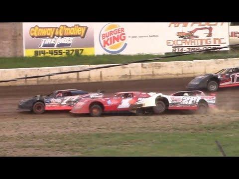 Penn Ohio Pro Stock Heat Three | Eriez Speedway | 7-16-17