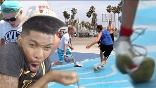 WHITE CHOCOLATE IS THAT YOU!? CRAZY ANKLE BREAKERS! TRISTAN JASS 1v1 AGAINST RANDOMS