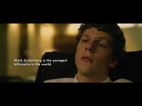 Baby you are rich -Beatles - The Social Network