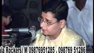 """sumangal  singing ghazal """" hum tere shehar main aaye hai musafir ki tarah """"10 years of age"""