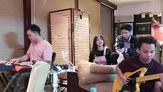 Brisia Jodie Feat Devano Danendra - Hatiku masih Milikmu ( Jera ) &  Kekasih Sejati ( Cover )