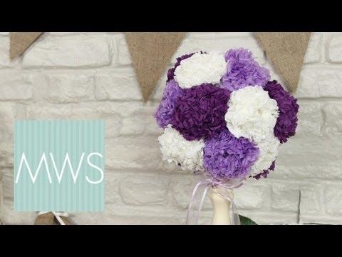 Wedding Pomander Maid At Home 1 YouTube