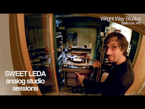 IRKO - Recording band Sweet Leda to Tape