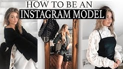 How To take PRO Instagram PICS & Look like a MODEL!