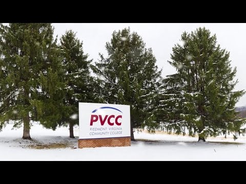 Happy Holidays 2014 from Piedmont Virginia Community College