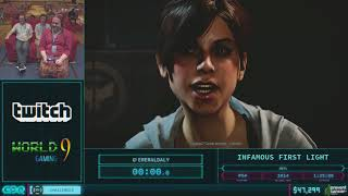 inFAMOUS First Light by EmeraldAly in 1:20:34 AGDQ 2018