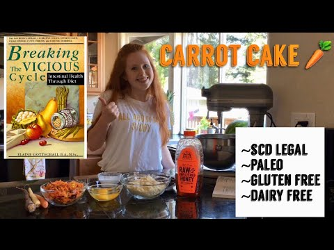 CARROT CAKE | SCD Saturday Ep.6
