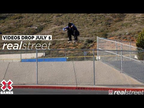 Real Street 2021: VIDEOS DROP JULY 5  | World of X Games