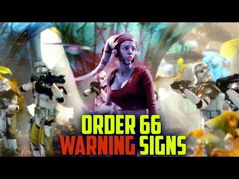 5 Warning Signs that Order 66 Was Going to Happen