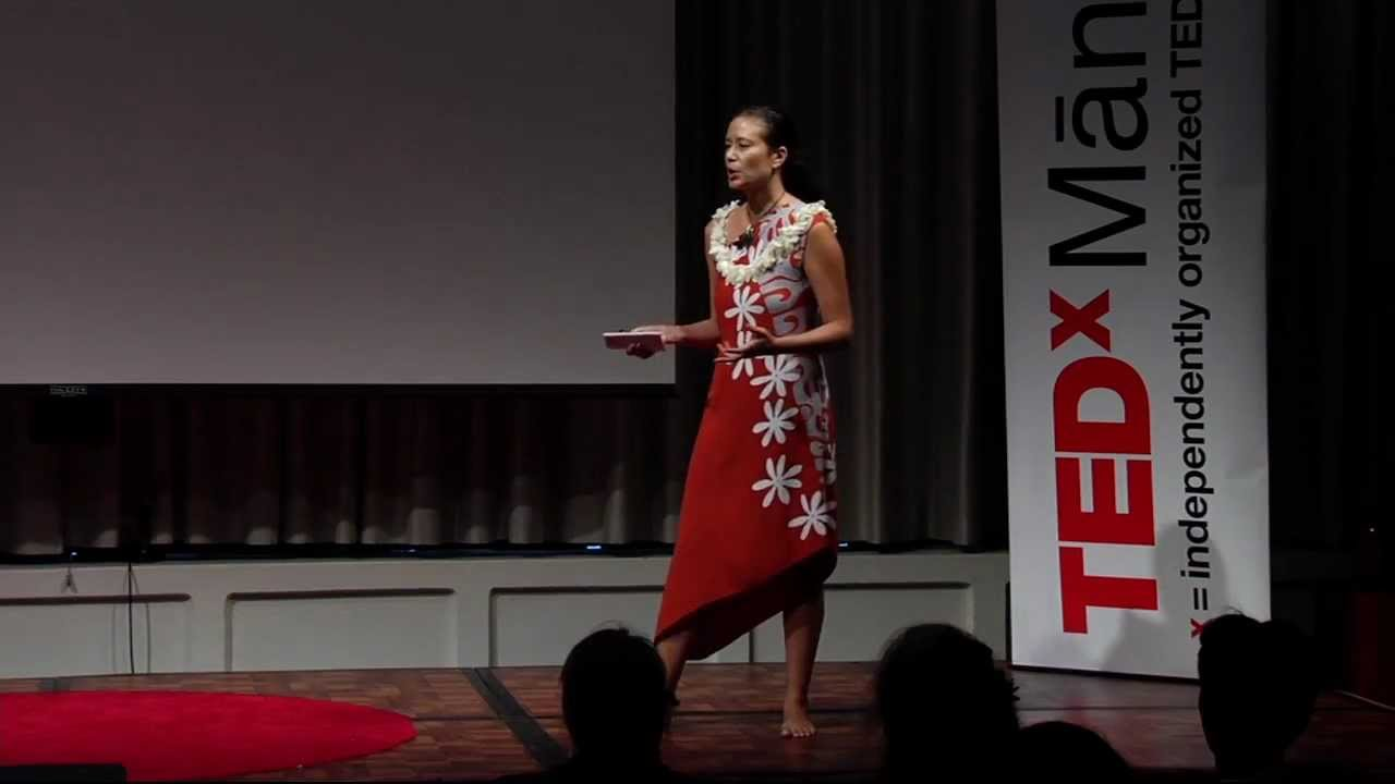 Maka Maoli: Storytelling On A Screen Beyond Stereotypes: Lisette Flanary at TEDxManoa