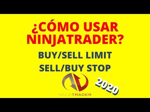 🔴 Como usar NINJATRADER 8 Español | Tutorial de Trading 2019
