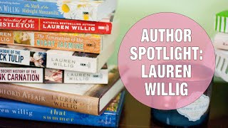 Author Spotlight: Lauren Willig