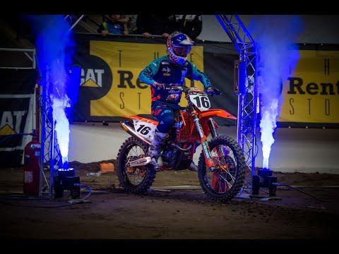 2018 Rockstar Energy Triple Crown - Calgary, AB - AX - Round 2
