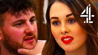 Cute Couple Share Personal Experiences With Cancer On First Dates | Channel 4