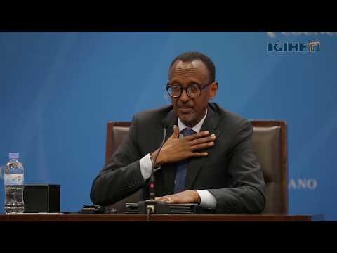Icyo Nzi Neza Ni Uko Igitutu Kuri Twe Kidakora – Kagame Avuga Ku Irekurwa Ry'abo Kwa Rwigara