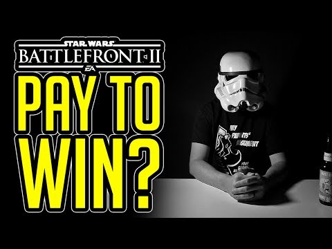 Is Star Wars Battlefront 2 Pay To Win? | Microtransactions & Loot Crates