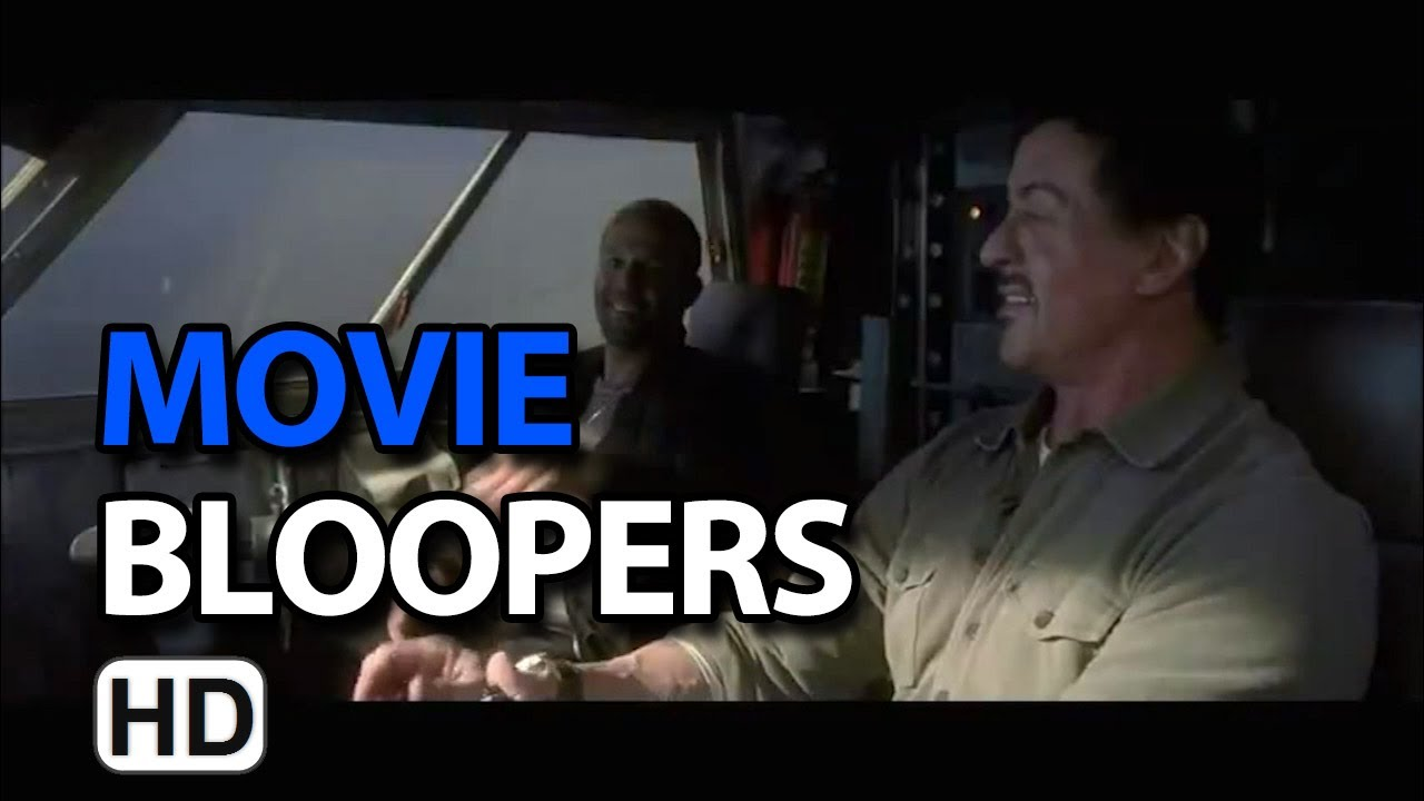 The Expendables 2 (2012) Bloopers Outtakes Gag Reel