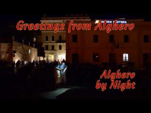 Alghero by Night