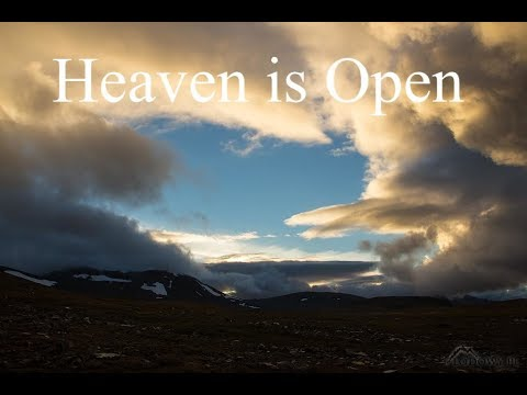 Image result for heaven is open