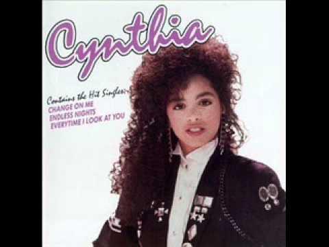Cynthia-Thief of hearts freestyle