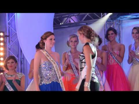 Iris Mittenaere sacrée Miss Nord Pas De Calais 2015 à Orchies