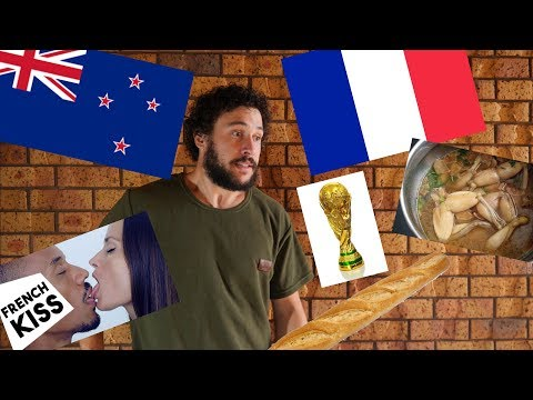 THE DIFFERENCE BETWEEN NEW ZEALAND AND FRANCE