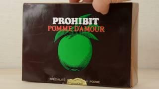 Kobe chocolate Prohibit Pomme Damour ポームダムール 神戸一番館 りんごチョコレート thumbnail