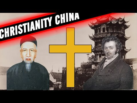 HISTORY OF CHRISTIANITY IN CHINA PART 3 - DOCUMENTARY