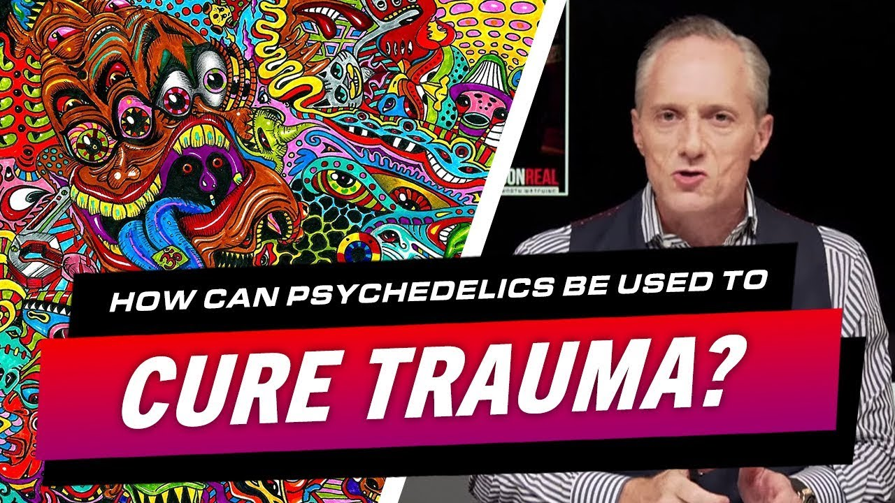 HOW CAN PSYCHEDELICS BE USED TO CURE TRAUMA? - Brian Rose's Real Deal