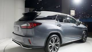 HOT NEWS.. 2018 Lexus RX Interior Features Seats