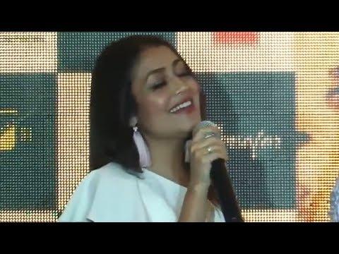 Oh Humsafar - Neha Kakkar singing without music with Tony Kakkar