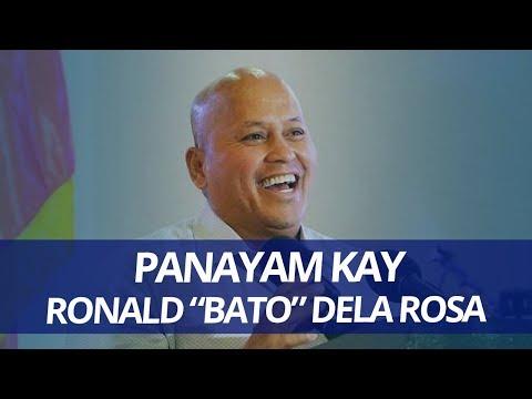 """#Eleksyon2019: Panayam kay Ronald """"Bato"""" Dela Rosa"""