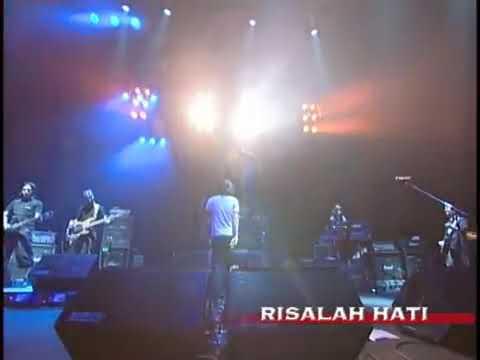 DEWA 19 - RISALAH HATI (LIVE IN JAPAN) ONCE MEKEL MASIH TERBAIK