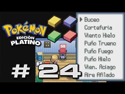 """Guía Pokémon Platino # 24 ( Ruta 212 """" Explorando Ruta + Tutor de Movimientos por Partes """" )"""