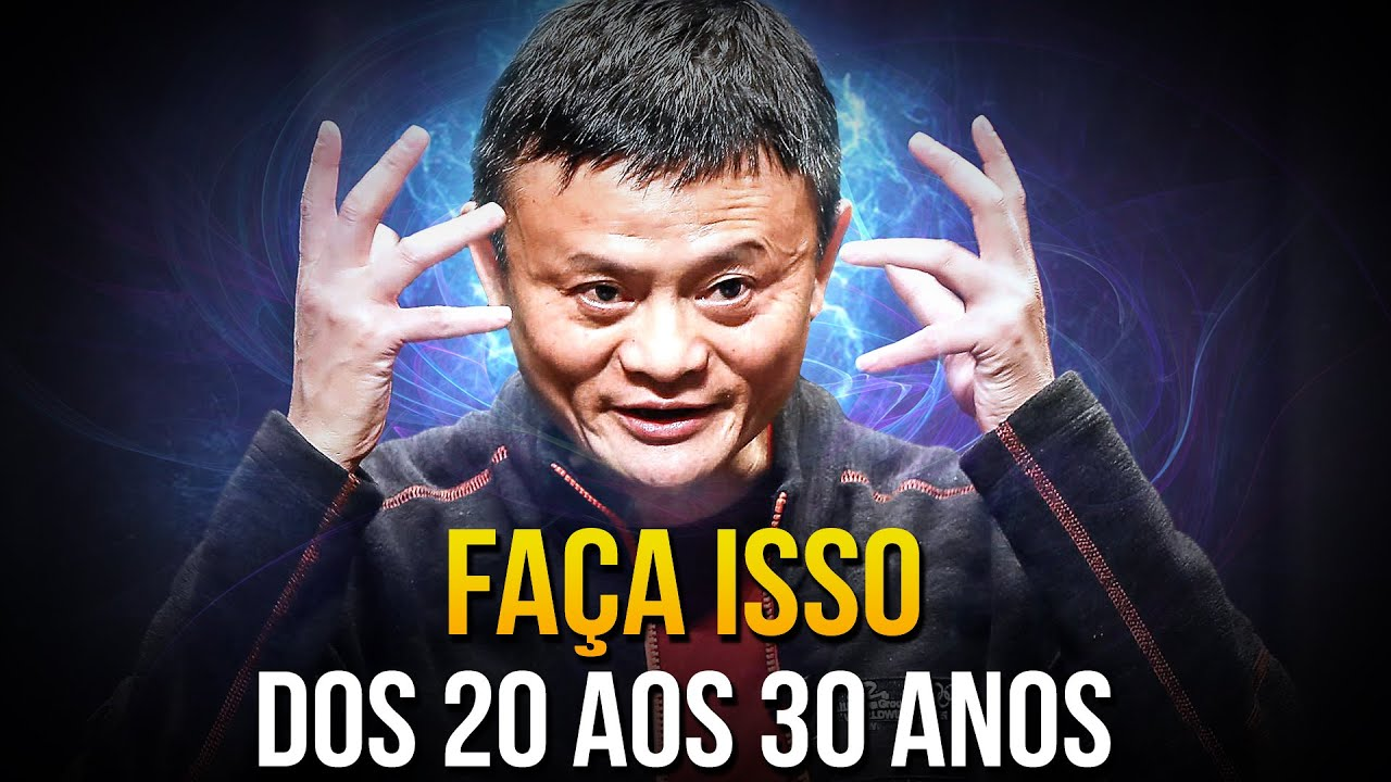Conselhos do Homem Mais Rico da China Para Jovens Terem Sucesso | Empreendedor Jack Ma