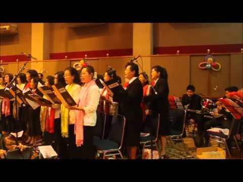 Tim Paduan Suara Maranatha - Grace Alone