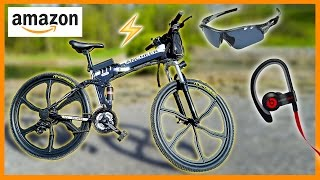 Best AMAZON DEALS Of The Week (INSANE Electric Bike Deal!)