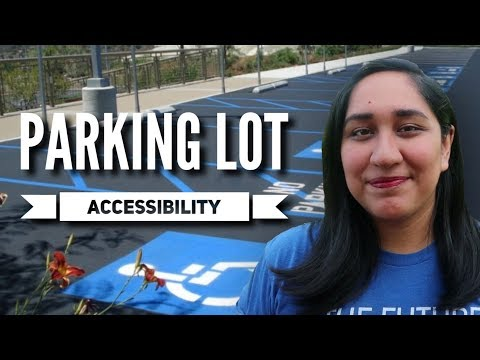 Things EVERYONE Should Know About Accessible Parking Spaces (USA) [CC]